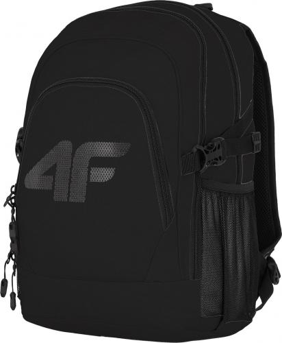 4f Plecak sportowy H4L19-PCU008 czarny melanż 30l