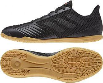 Adidas Buty piłkarskie Predator 19.4 IN SALA czarne r. 44 (D97975)