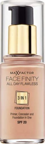 MAX FACTOR Podkład Facefinity 3w1 nr 65 - 30ml