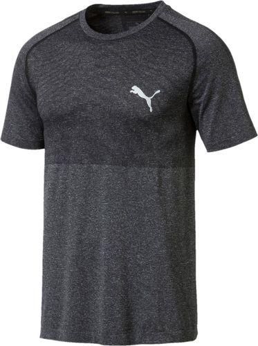 Puma Koszulka męska evoKNIT Basic XXL czarna r. XL