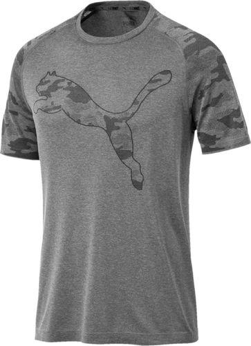 Puma Koszulka męska Tec Sports EvoKNIT Seamless szara r. XL