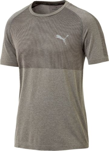 Puma Koszulka męska Basic szara r. XL