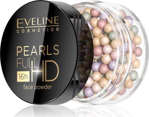 Eveline Eveline Pearls Full HD Puder w perełkach CC wyrównujący koloryt  15g
