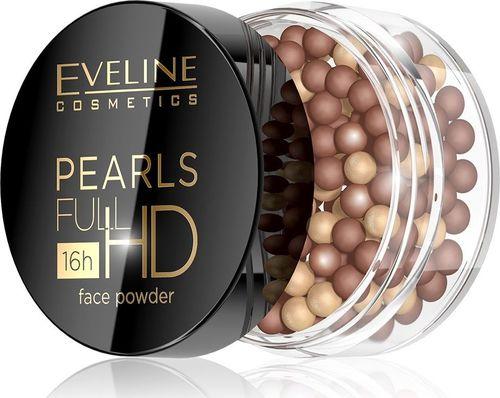 Eveline Eveline Pearls Full HD Puder w perełkach brązujący  15g