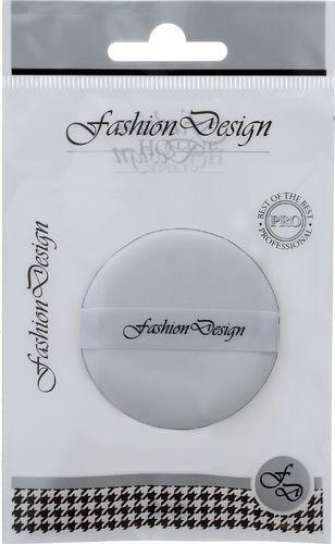 TOP CHOICE Top Choice Fashion Design Puszek do pudru (36828)  1szt