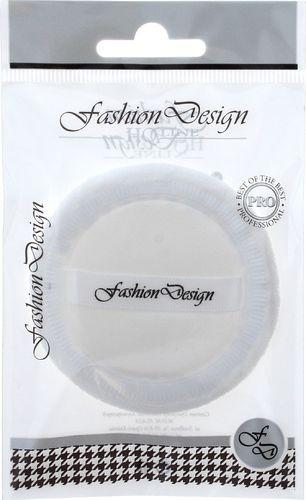 TOP CHOICE Top Choice Fashion Design Puszek do pudru (36804)  1szt