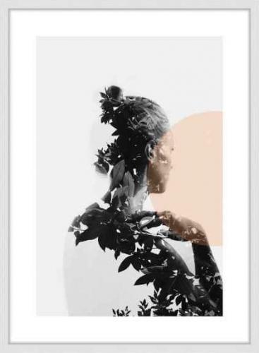 Ramka Nielsen Design Accent Linus 13x18 MDF/Wood white