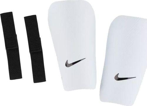 Nike Nagolenniki piłkarskie Nike J CE SP2162 100 SP2162 100 biały XS