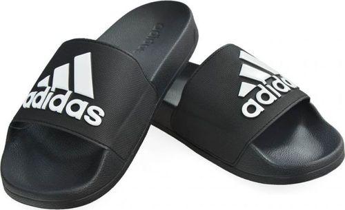 Adidas Klapki męskie Adilette Shower czarne r. 40.5 (F34770)