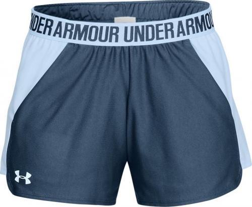 ddc0a6cf2 Under Armour Spodnie damskie Play Up Short 2.0 niebieskie r. L (1292231-414