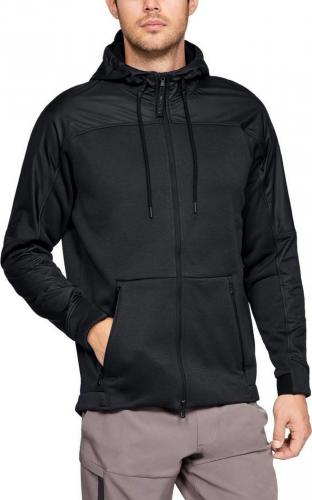 Under Armour Unstoppable Coldgear Swacket-BLK roz. S (1320710-001)
