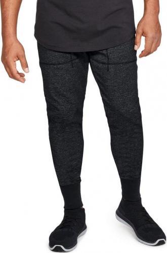 Under Armour Spodnie męskie Sportstyle Speckle Terry Jogger czarne r. XL (1320720-001)