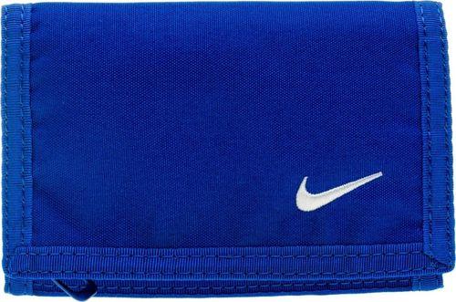 Nike Portfel Basic Wallet niebieski