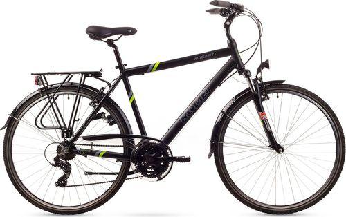 """Romet Rower turystyczny Wagant 1 28"""" czarno-zielony"""