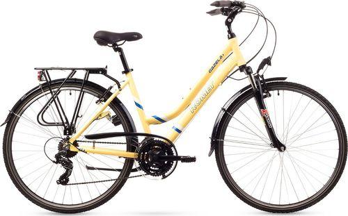 """Romet Rower turystyczny Gazela 1 S 28"""" 2016 żółty"""