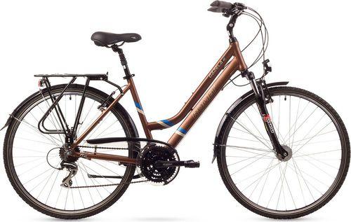 """Romet Rower turystyczny Gazela 2 28"""" brązowy"""