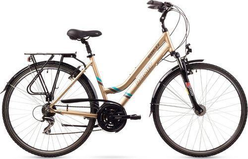 """Romet Rower turystyczny Gazela 2 28"""" złoty"""