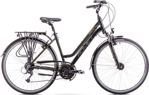 """Romet Rower turystyczny Gazela 4 28"""" czarny"""