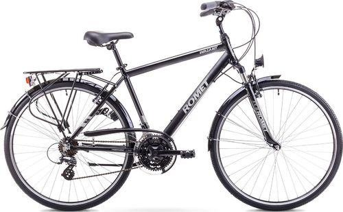 "Romet Rower turystyczny Wagant Limited 28"" czarno-srebrny"