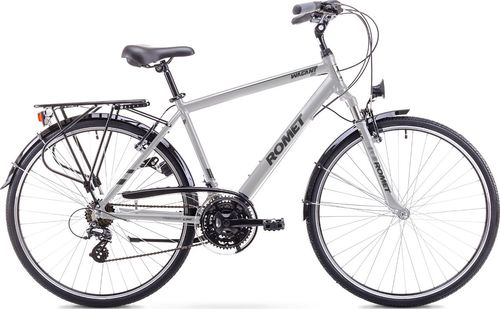 """Romet Rower turystyczny Wagant Limited 28"""" szaro-srebrny"""