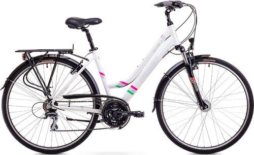 """Romet Rower turystyczny Gazela 2 S 28"""" biały"""