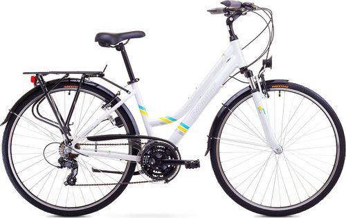 """Romet Rower turystyczny Gazela 1 S 28"""" biały"""