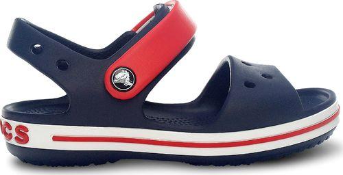 Crocs Sandały dziecięce Crocband Jr navy-red r. 21
