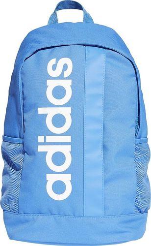 ef3cbc3c42609 Adidas Plecak adidas Lin Core BP DT8618 DT8618 niebieski