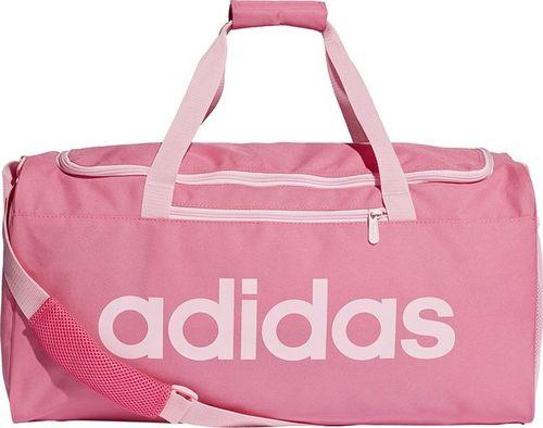 Adidas Torba adidas Lin Core Duf M DT8622 DT8622 różowy