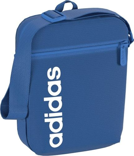 Adidas Saszetka Lin Core Org niebieska (DT8627)