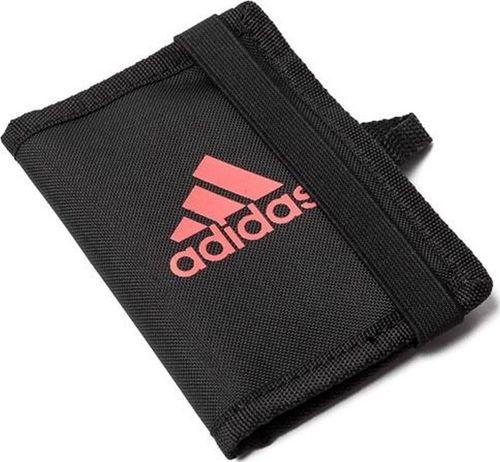 ebe7852f5343e Adidas Portfel adidas MUFC Wallet CY5594 CY5594 czarny one size