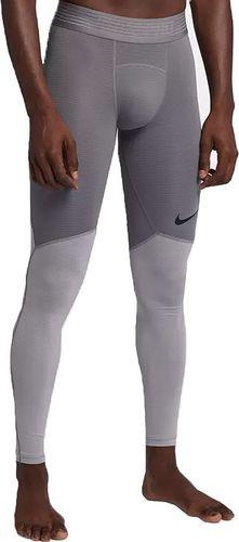 Nike Legginsy męskie Pro HyperCool szare r. L (888295-061)