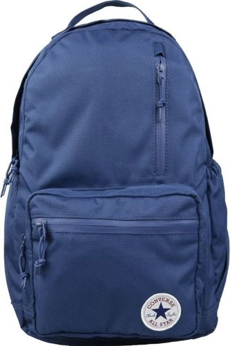 1e2e875fee204 Converse Go Backpack granatowe One size (10004800-A02)