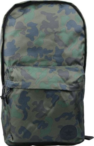 3aaace8321332 Converse EDC Poly Backpack zielone One size (10005988-A08)