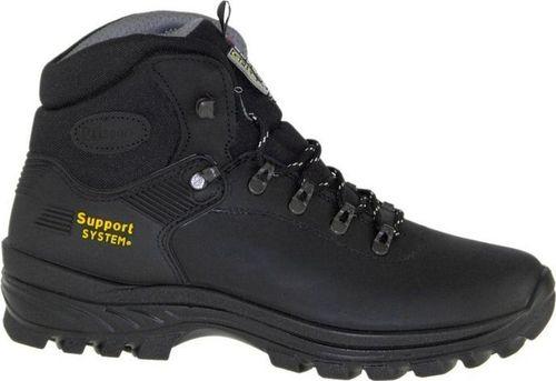 Grisport Buty trekkingowe męskie czarne r. 46 (10242D21G)