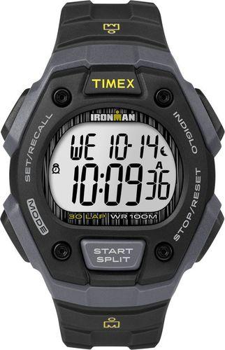 Zegarek Timex Zegarek Timex TW5M09500 IronMan Triathlon 30 Lap uniwersalny