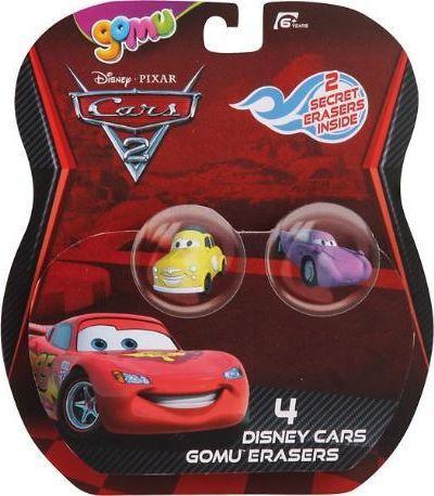 Cobi Gomu Figurki Disney 4-pak