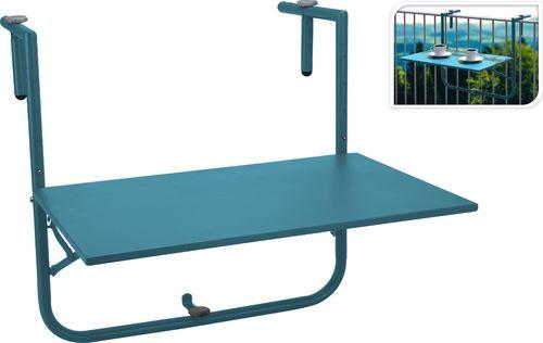 Curver Pakabinamas balkono staliukas, mėlynas