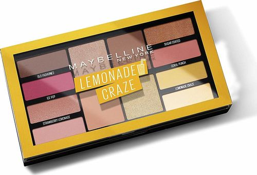 Maybelline  Paleta cieni Lemonade Craze 12g