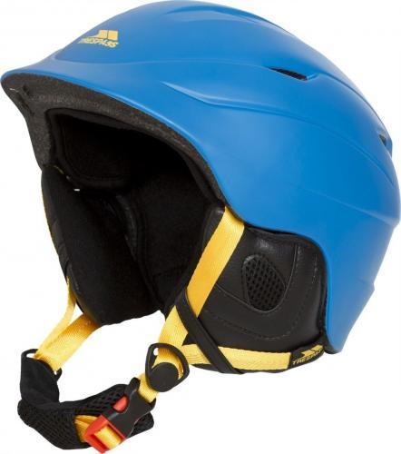 Trespass Kask narciarski Bunzt niebieski