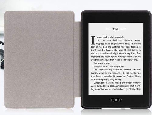 Pokrowiec Alogy Smart Case Kindle Paperwhite 4 Kolorowe drzewko