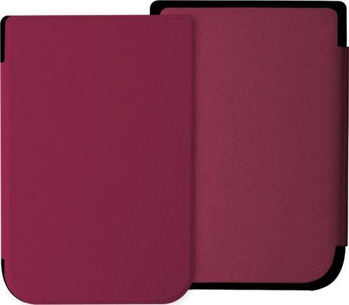 Pokrowiec Alogy Etui Alogy Slim Case PocketBook Touch HD PB 631 Fioletowe uniwersalny