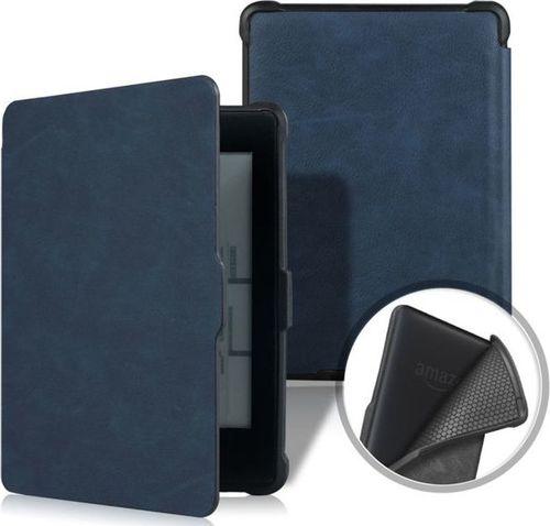 Pokrowiec Alogy Etui Alogy Smart Case Kindle Paperwhite 1/2/3 Granatowe uniwersalny