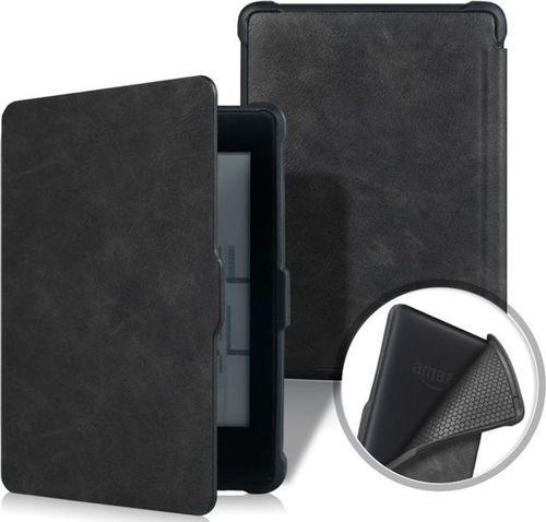 Pokrowiec Alogy Etui Alogy Smart Case Kindle Paperwhite 1/2/3 Czarne uniwersalny