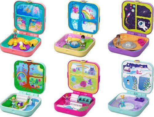 Mattel Little People UKRYTE SWIATY ZESTAWY