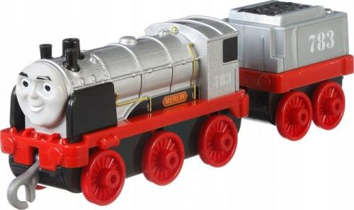 Fisher Price Lokomotywa Tomek i Przyjaciele TrackMaster Merlin (FXX26)