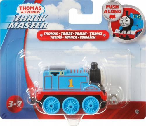 Fisher Price Lokomotywa Tomek i Przyjaciele TrackMaster Thom (FXW99)