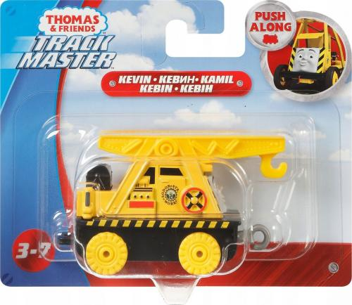 Fisher Price Lokomotywa Tomek i Przyjaciele TrackMaster Kevin (FXX07)