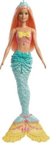 Mattel Barbie. Lalka syrenka podstawowa 3 FXT11