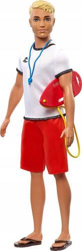 Mattel Lalka Barbie® Ken ratownik (FXP04)